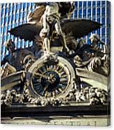 Mercury At Grand Central Canvas Print