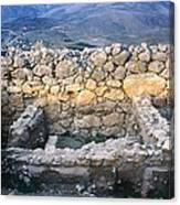 Midea Ruins Canvas Print