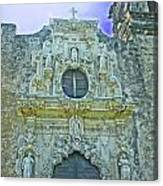 Mission San Jose San Antonio Canvas Print
