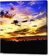 Morning Mix Canvas Print