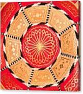 Moroccan Cushion Canvas Print