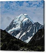 Mount Cook Canvas Print