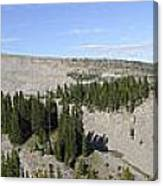 Mount Hood Pano Canvas Print