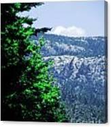Mt Desert Island Maine Canvas Print