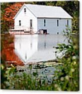 Murrays Mill Catawba North Carolina Canvas Print