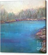 Muskoka Shore Canvas Print