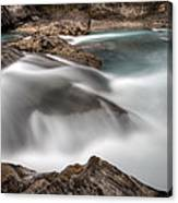 Natural Bridge Yoho National Park Canvas Print