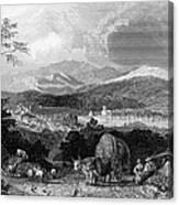 New Hampshire, 1839 Canvas Print