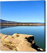 New Mexico Series - Abiquiu Lake Canvas Print