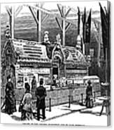 New Orleans Fair, 1884 Canvas Print