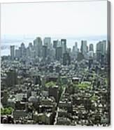New York City, New York, United States Of America Canvas Print