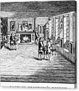 New York: Fraunces Tavern Canvas Print