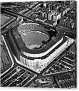 New York: Yankee Stadium Canvas Print