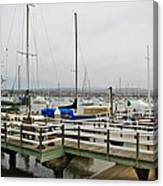 Newport Bay And Balboa Island Canvas Print