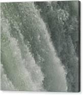 Niagara Falls, American Side Canvas Print