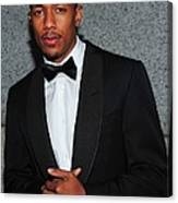 Nick Cannon At Arrivals For Operation Canvas Print