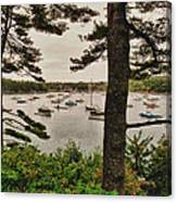 Northeast Harbor Canvas Print