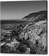 Northern California Coast Canvas Print