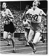 Olympic Games, 1948 Canvas Print