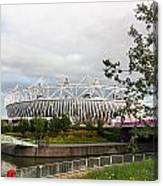 Olympic Park Canvas Print