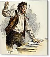 Owen Lovejoy (1811-1864) Canvas Print