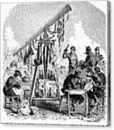 Paris Commune, 1871 Canvas Print