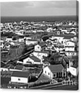 Parish In The Azores Canvas Print
