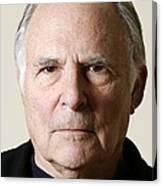 Paul Ekman, American Psychologist Canvas Print