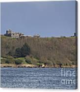 Pendennis Castle  Canvas Print