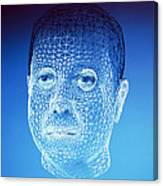 Personalised Virtual Avatar Canvas Print