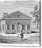 Philadelphia: Library Canvas Print