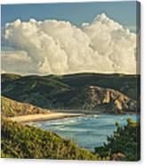 Praia Do Amado Canvas Print