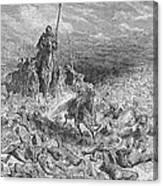 Rabelais: Gargantua Canvas Print