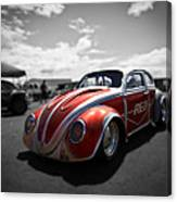 Race Ready Canvas Print