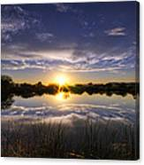 Reflections Of Beauty  Canvas Print
