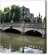 Regentessebrug Canvas Print