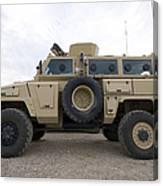 Rg-31 Nyala Armored Vehicle Canvas Print