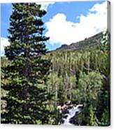 Rocky Mountain National Park2 Canvas Print