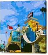 Ron Jon Surf Shop In Cocoa Beach  Canvas Print