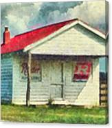Royster Fertilizers  Canvas Print