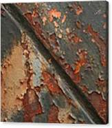 Rust II Canvas Print