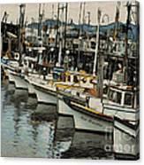 Safe Harbor 2 Canvas Print