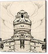 Saint Peter's Square Canvas Print