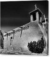 San Francisco De Asis Church Iv Canvas Print