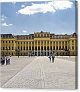 Schonbrunn Palace - Vienna Canvas Print