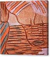 Screen - Tile Canvas Print