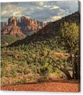 Sedona Red Rock  Canvas Print