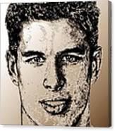 Sidney Crosby In 2007 Canvas Print
