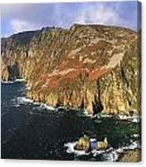 Slieve League, Co Donegal, Ireland Canvas Print