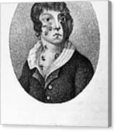 Smallpox Vaccination, 1807 Canvas Print
